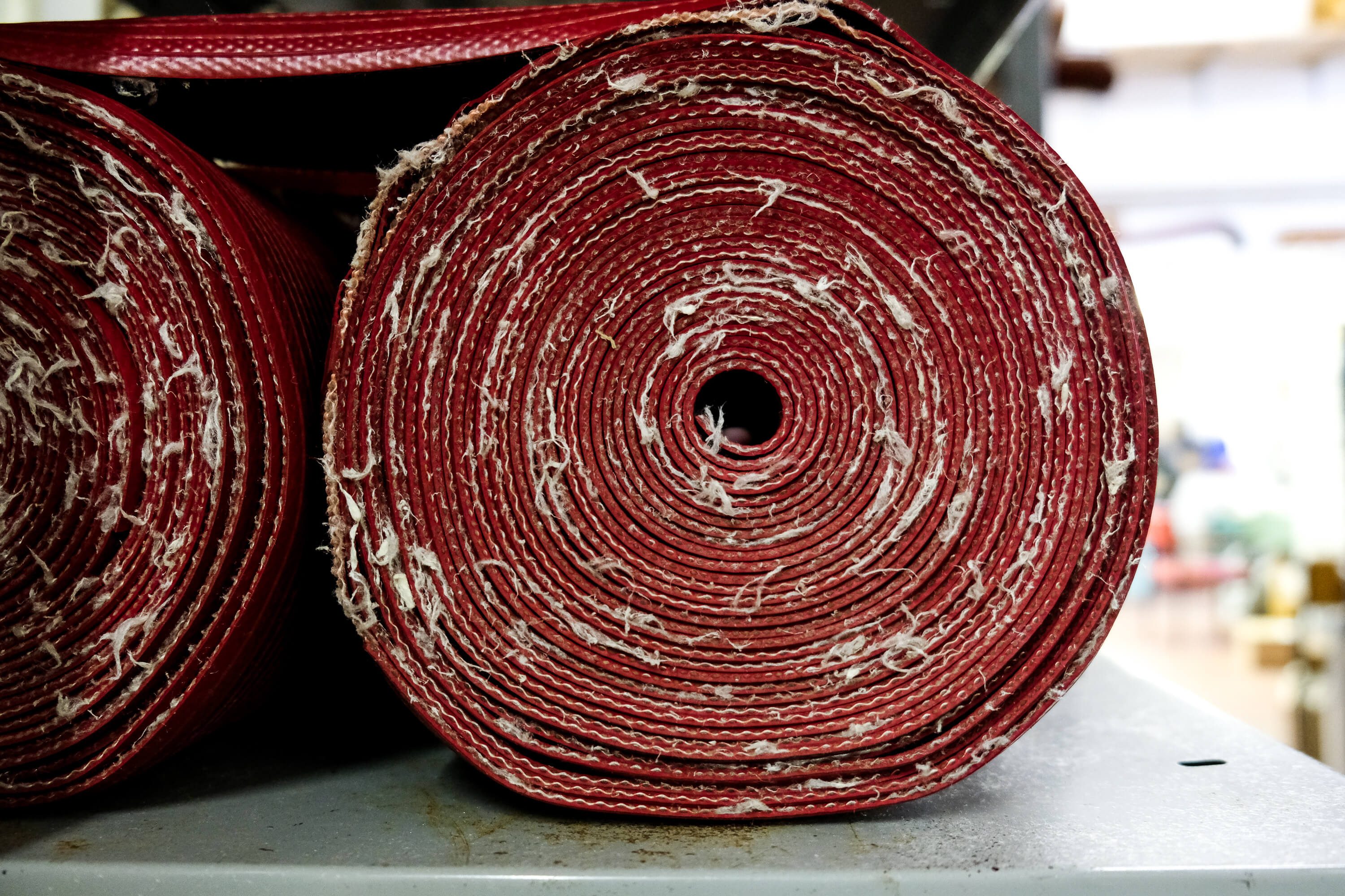 Elvis & Kresse turns fire hose into beautiful products.
