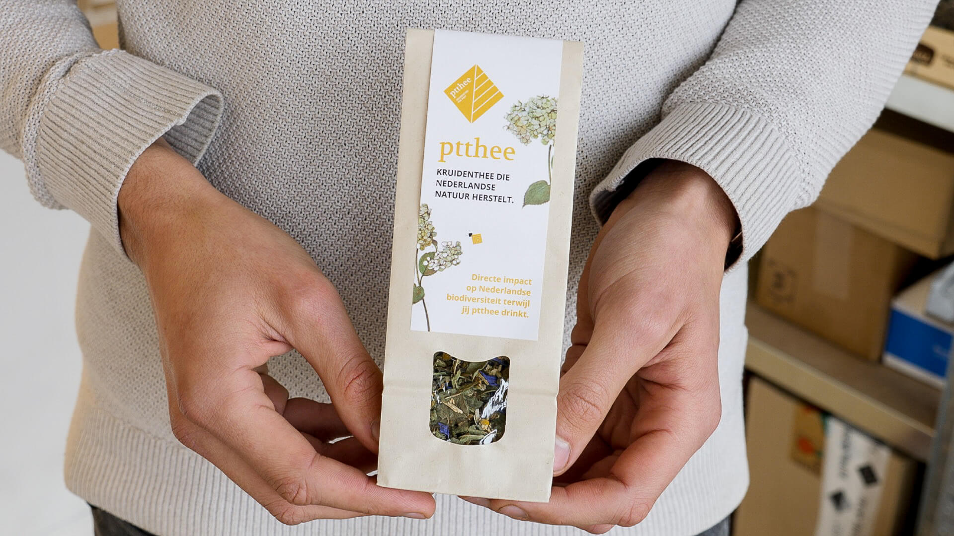 This herbal tea restores biodiversity