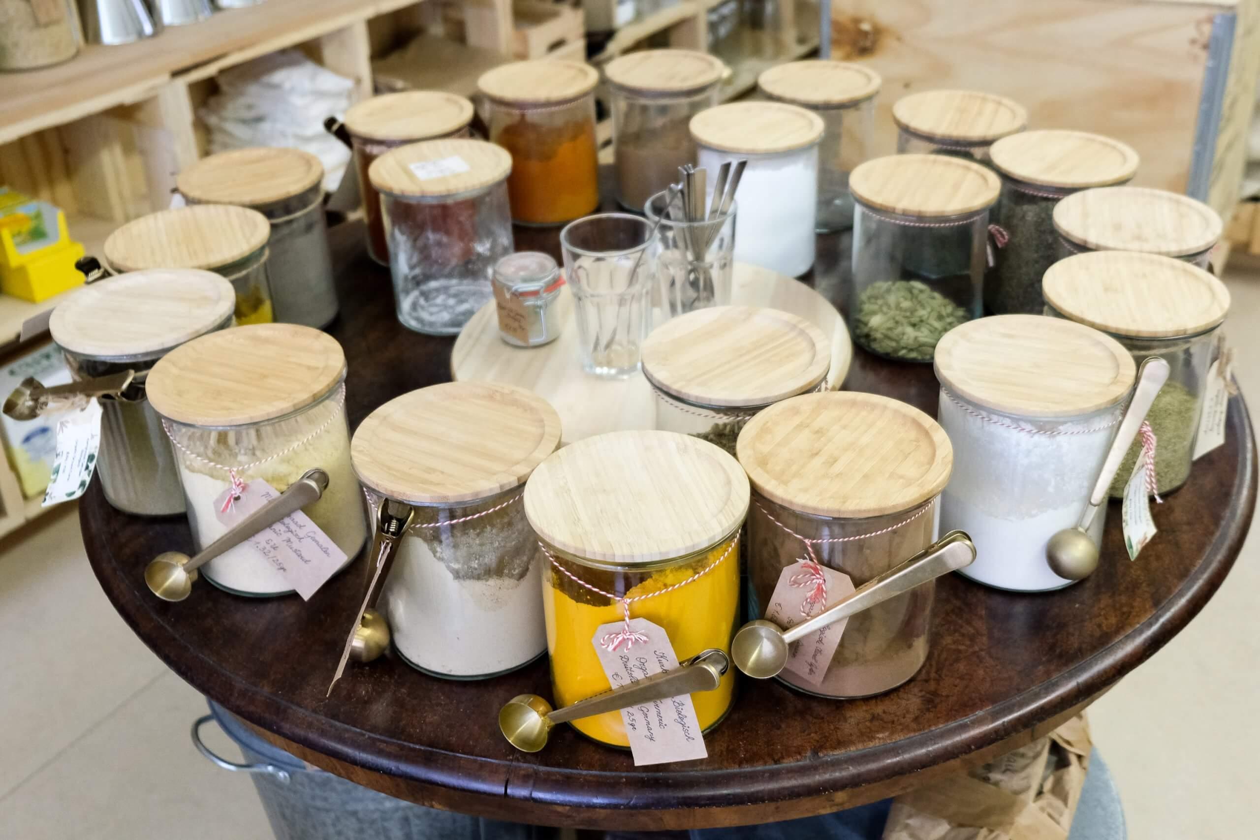 Zero waste herbs